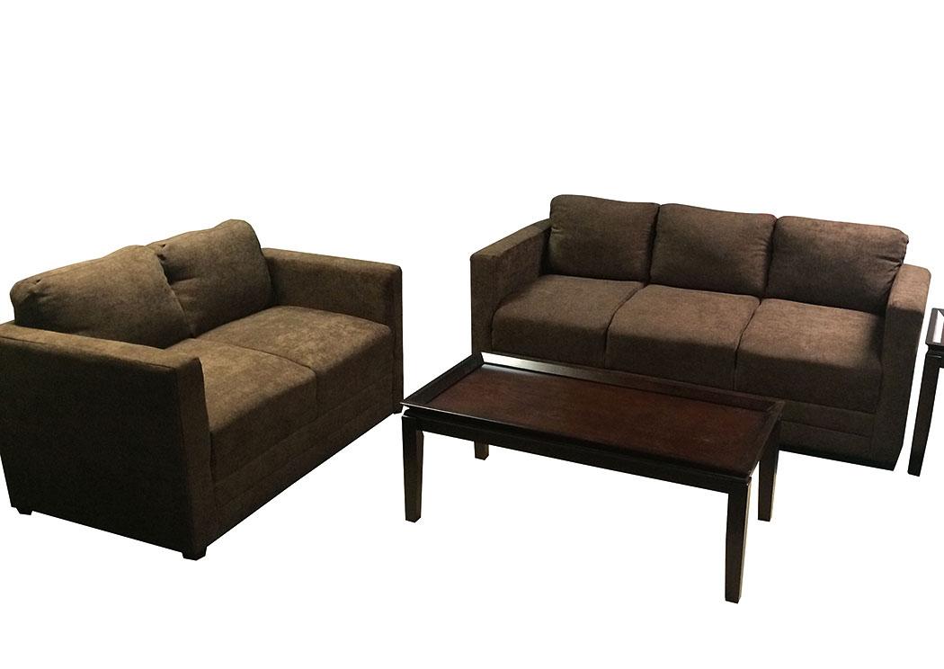 Serta Sofa And Loveseat Serta At Home Cr462 Vivienne 61 Fabric Loveseat Sofa