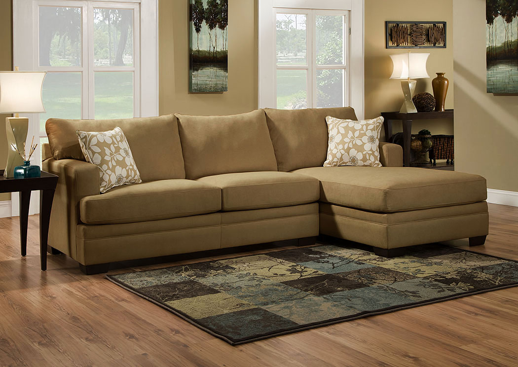 Atlantic Bedding And Furniture Charlotte Nc Caprice Truffle Sectional