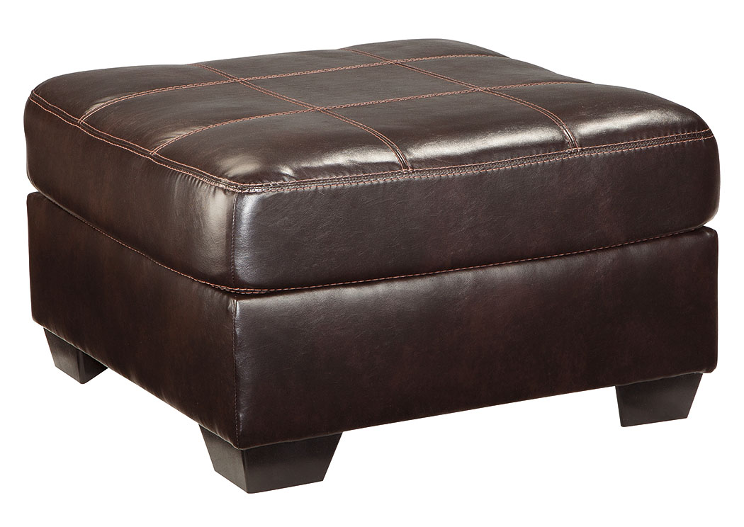 Room accent chairs with ottomans red accent chair with ottoman - Jarons Vanleer Chocolate Oversized Accent Ottoman