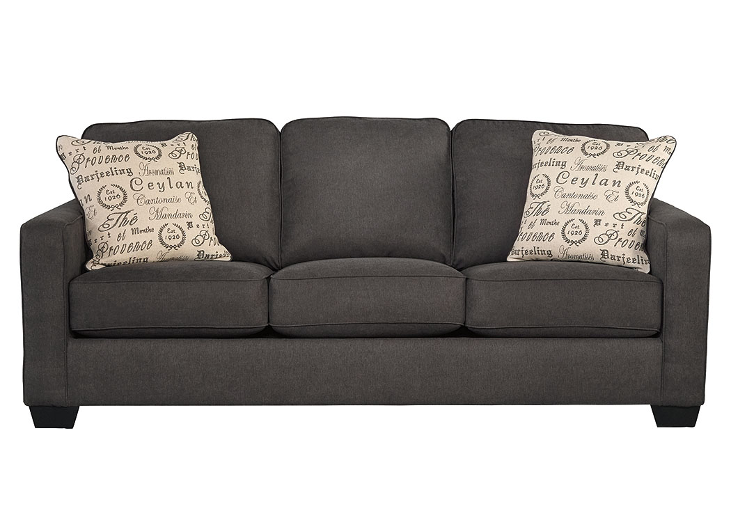 Alabama Furniture Market Alenya Charcoal Sofa