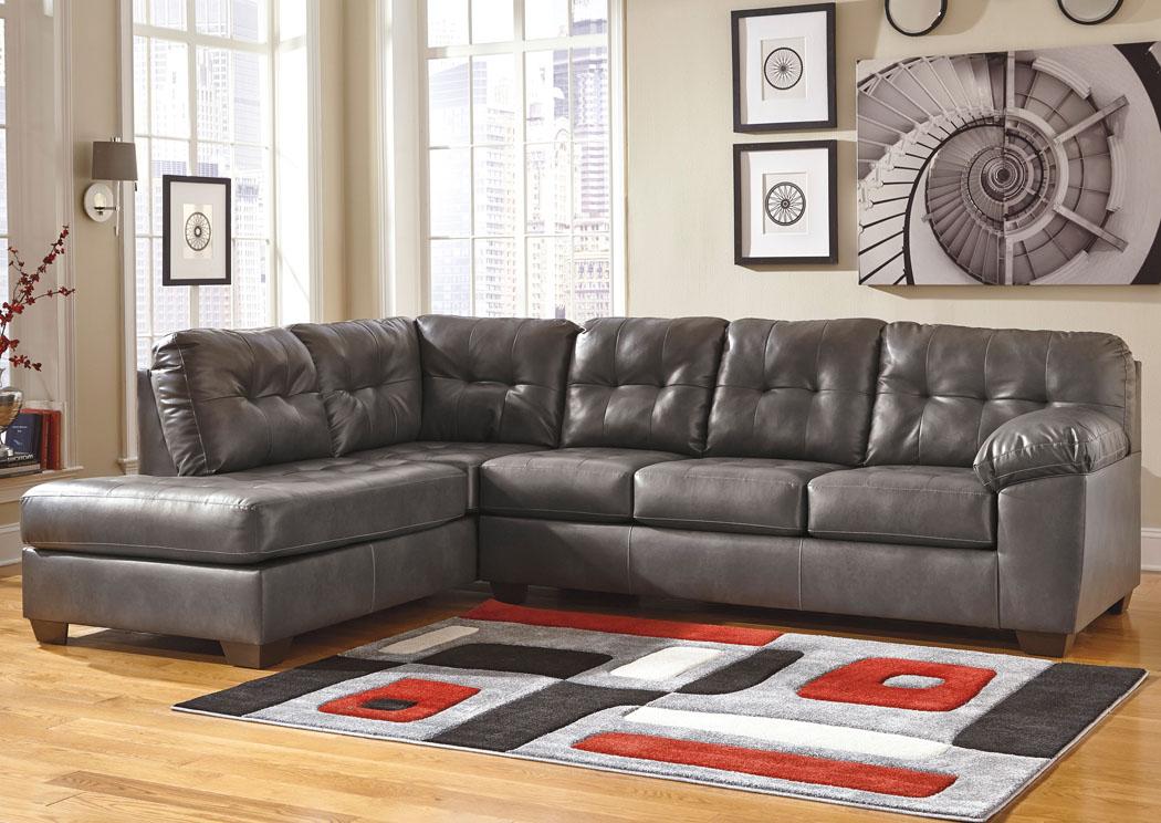 Overstock Furniture Langley Park Catonsville Alexandria Lanham Alliston Durablend Gray
