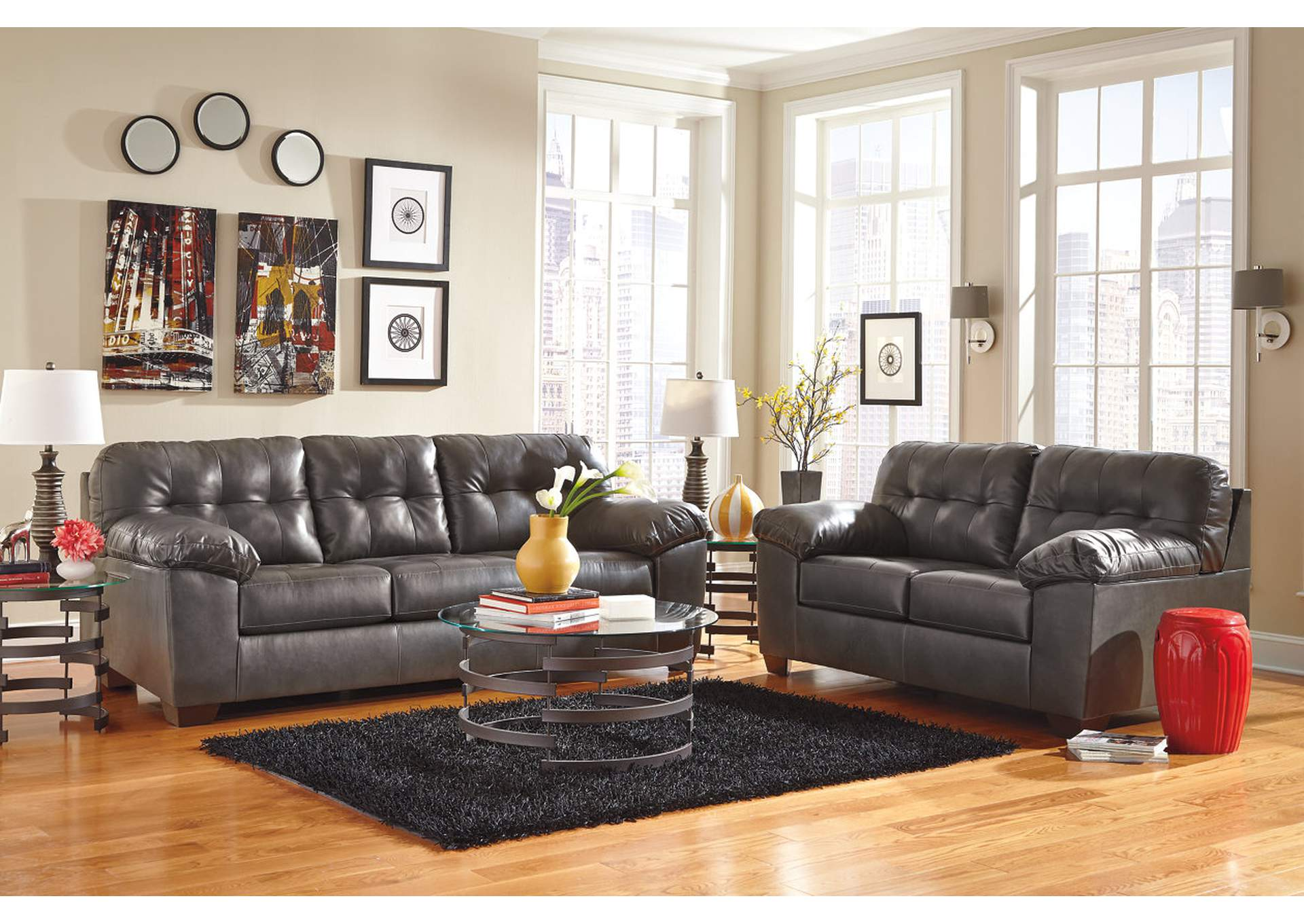 Furniture Liquidators Home Center Alliston DuraBlend Gray