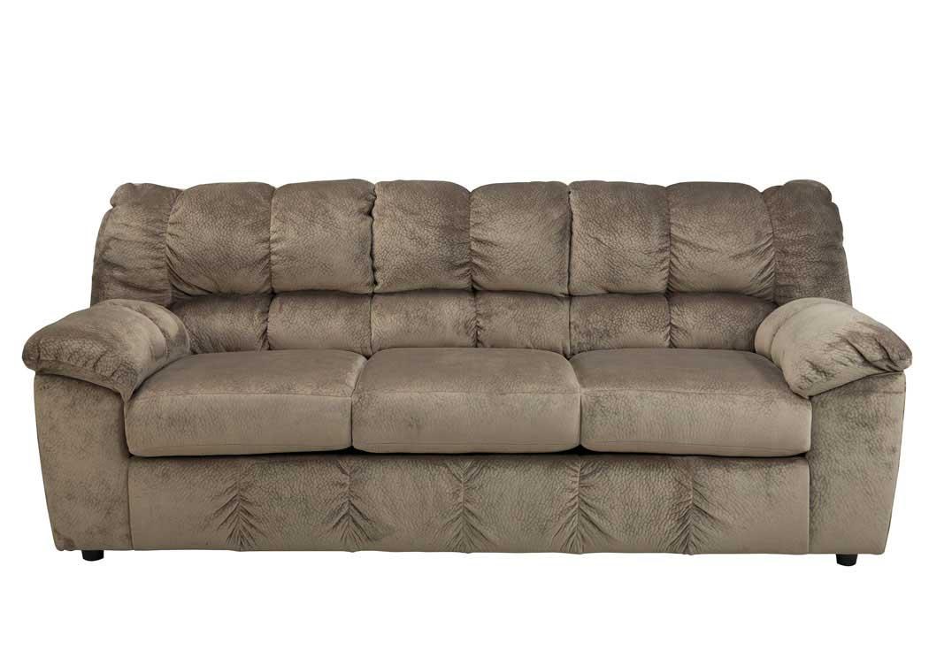 Furniture liquidators home center julson dune sofa for Furniture liquidators
