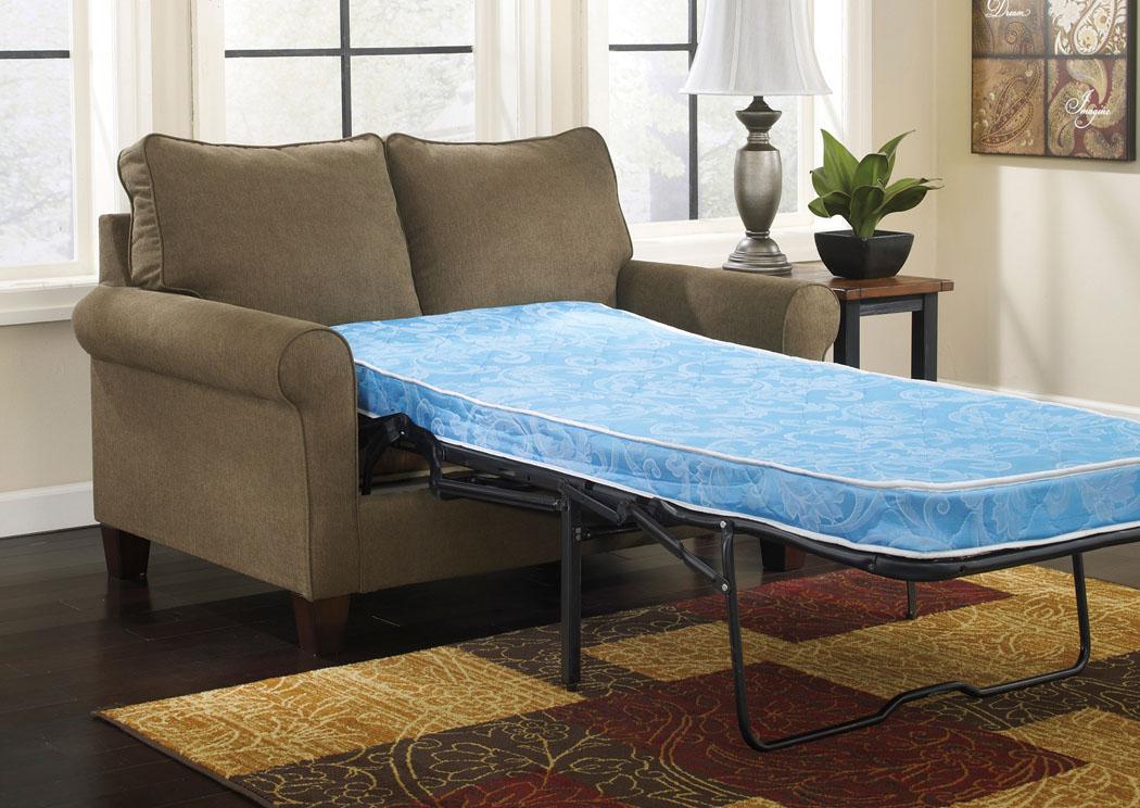Brandywine Furniture Wilmington DE Zeth Basil Twin Sofa