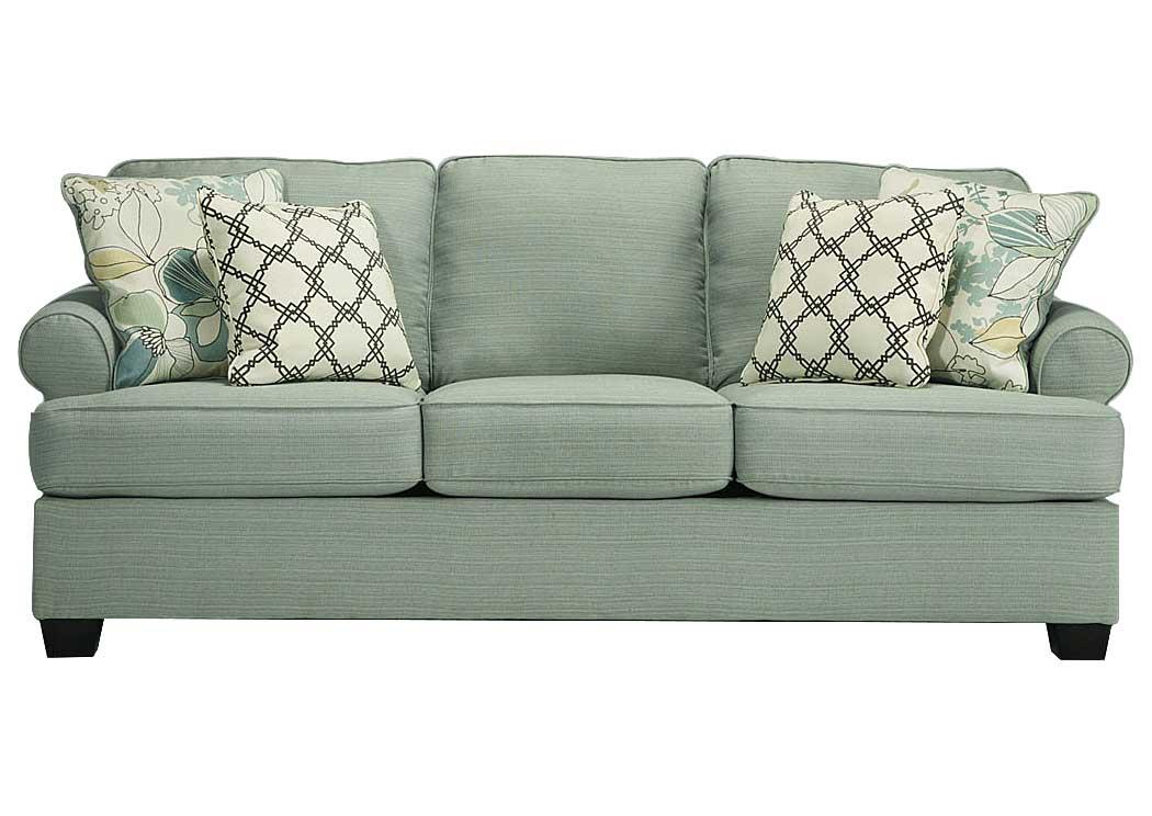 Gibson Furniture Gallatin Hendersonville Nashville Tn Daystar Seafoam Sofa