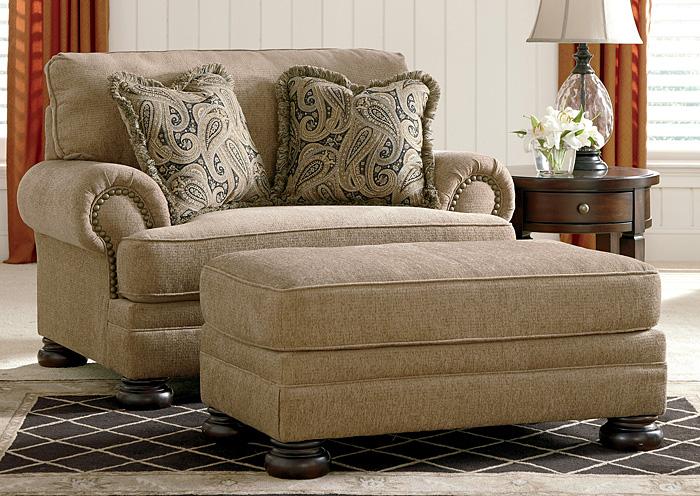 Furniture liquidators home center keereel sand chair and a half