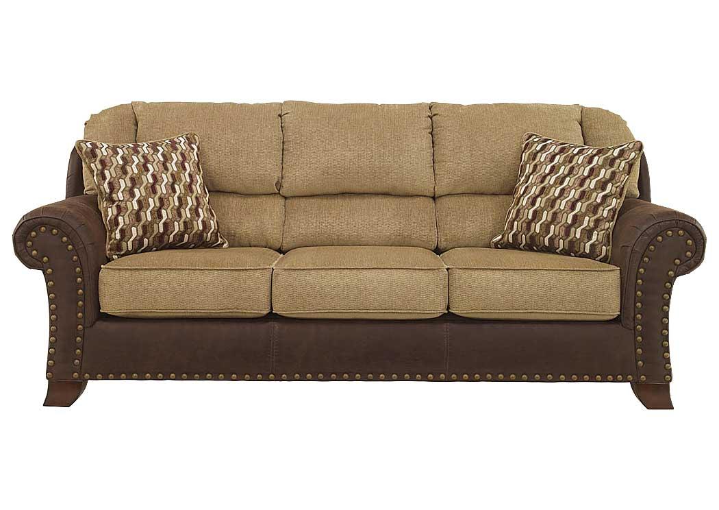 Ware House Furniture Vandive Sand Sofa