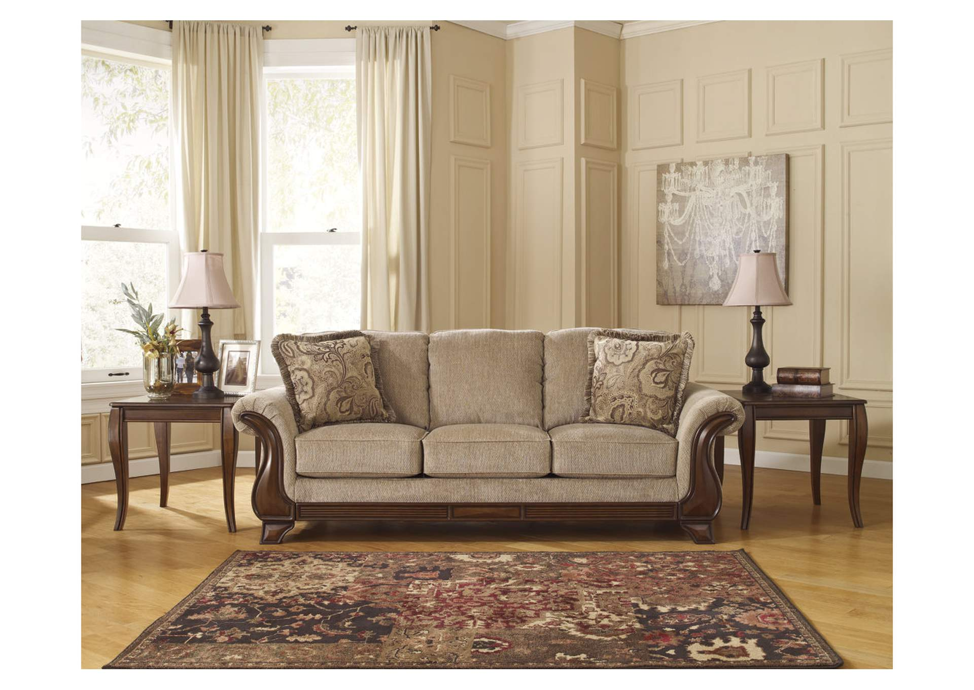 Pitusa Furniture Elizabeth Nj Lanett Sofa