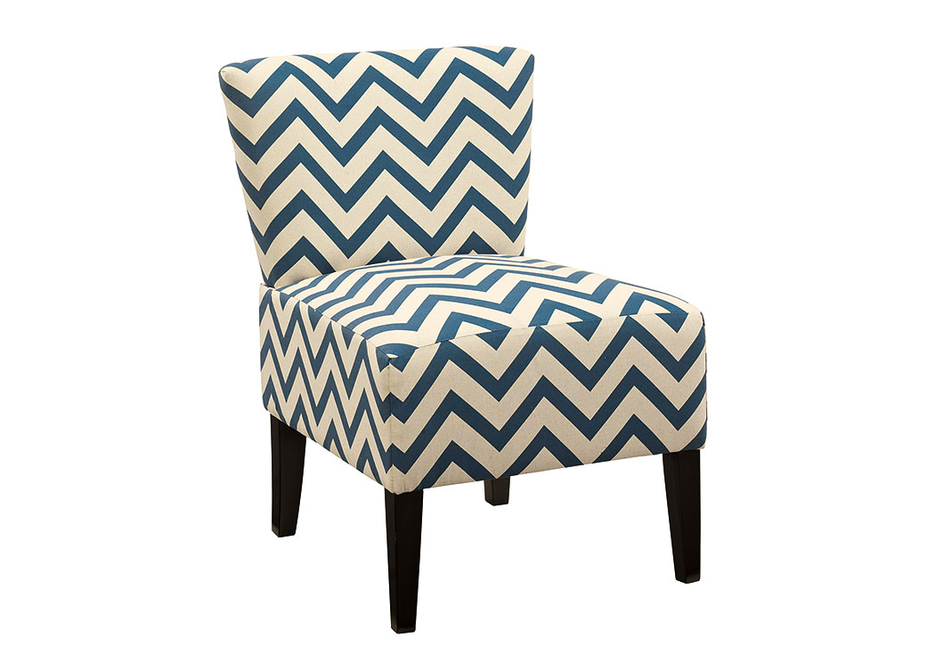 Lancaster 39 S Furniture To Go Ravity Blue Accent Chair