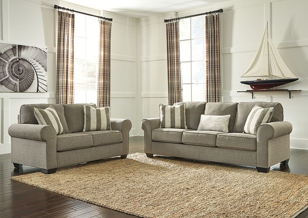 Furniture exchange baveria fog sofa and loveseat for Furniture exchange