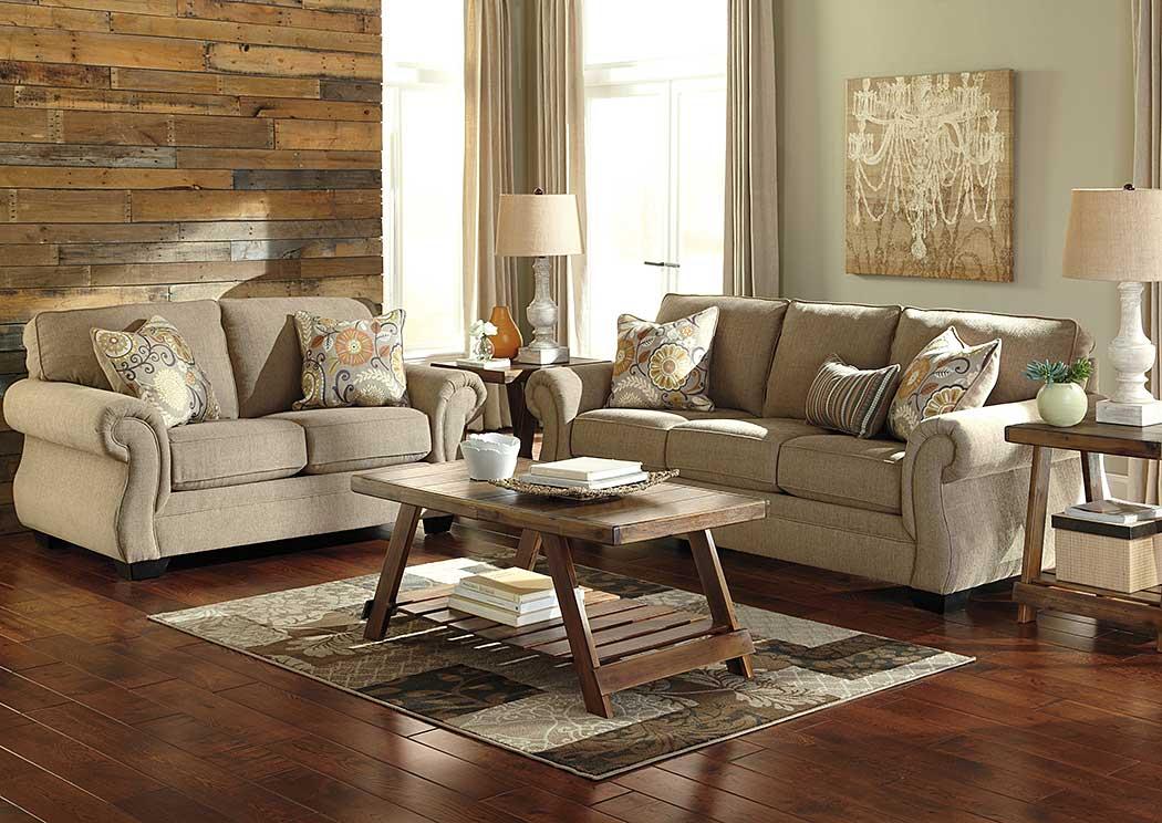 Affordable Furniture Carpet Chicago Il Tailya Barley Sofa Loveseat