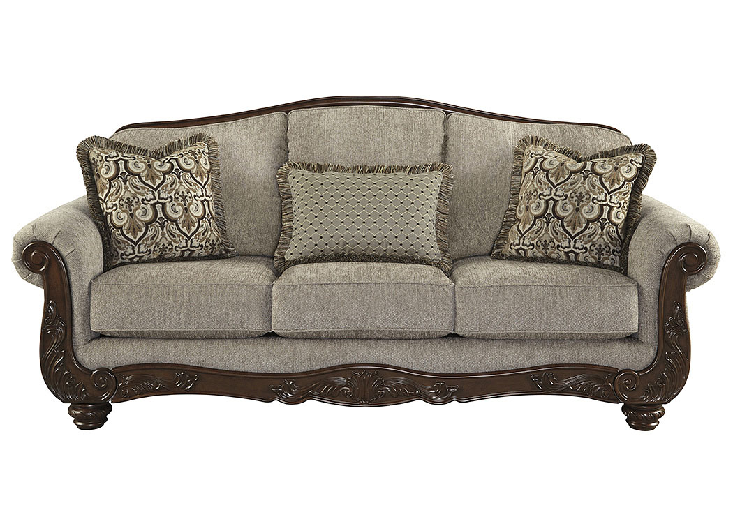 Vip Furniture Outlet Upper Darby Pa Cecilyn Cocoa Sofa