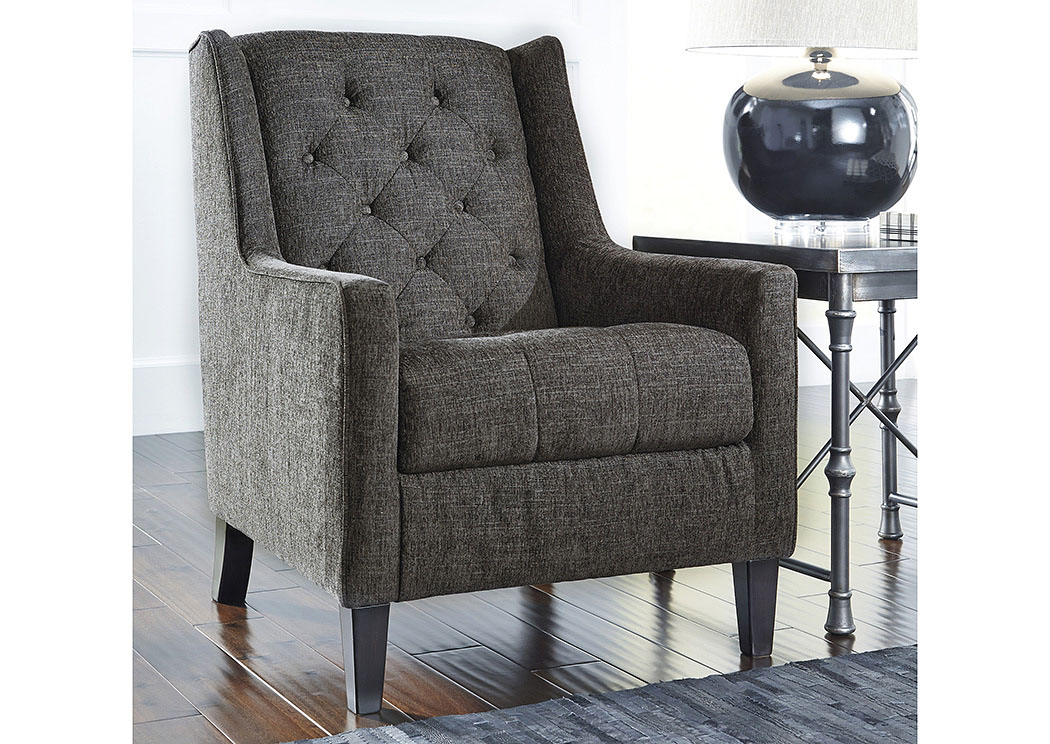 Ramos Furniture Ardenboro Accents Charcoal Accent Chair