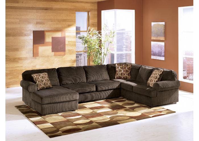 Spiller Furniture Mattress Vista Chocolate Left Facing