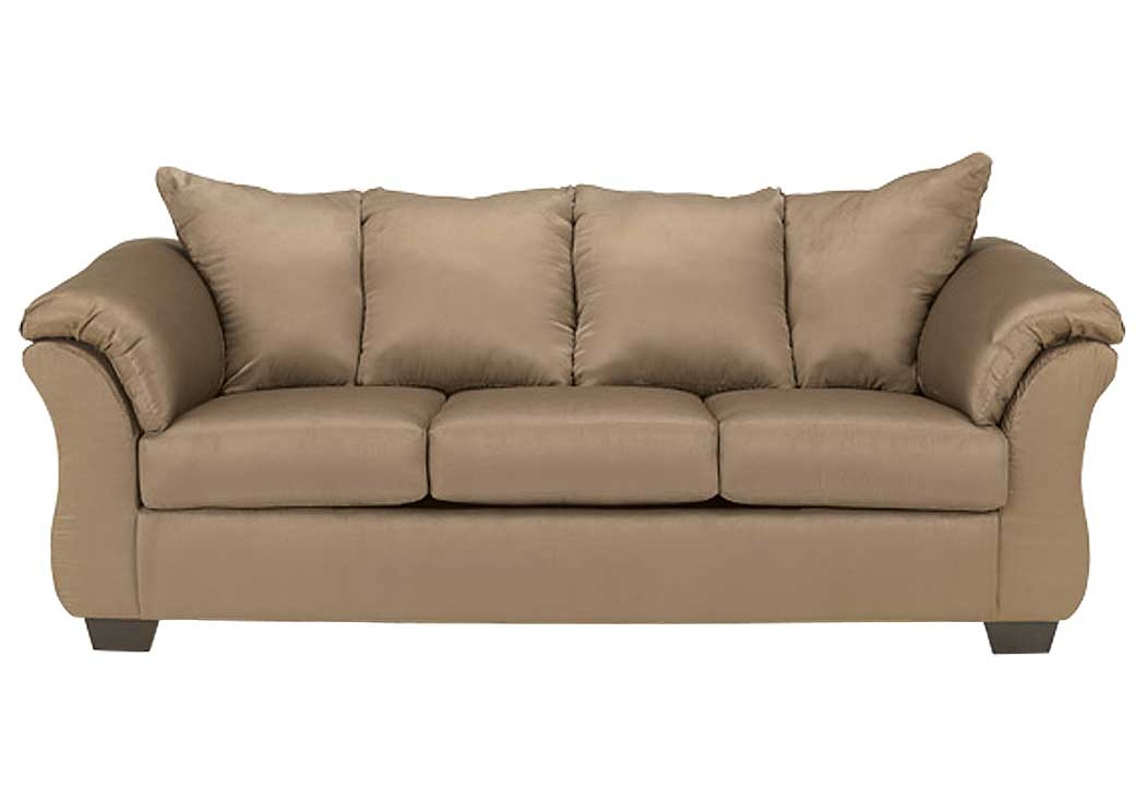 Furniture Liquidators Home Center Darcy Mocha Sofa