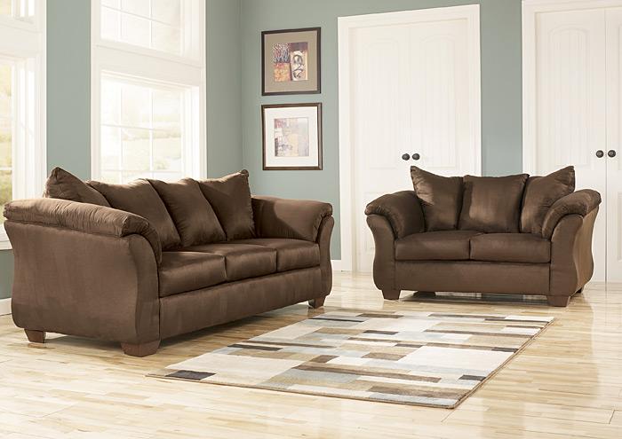 Frugal Furniture Boston Mattapan Jamaica Plain Dorchester Ma Darcy Cafe Sofa Loveseat