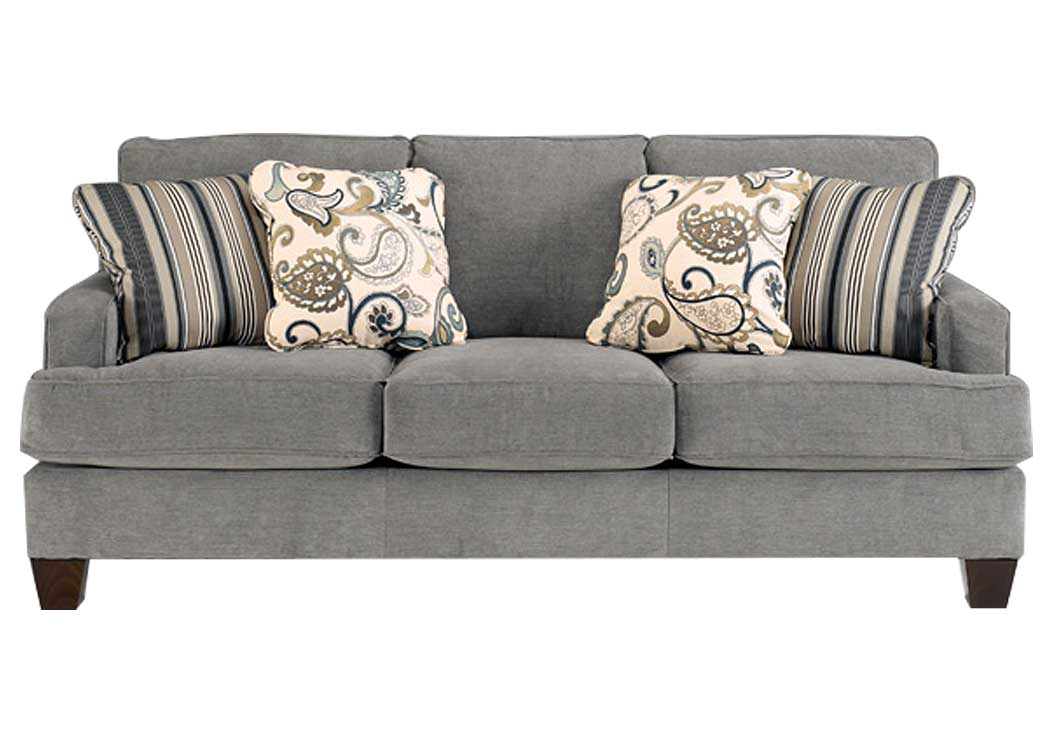 Mel 39 S Furniture Atlantic City New Jersey Yvette Steel Sofa