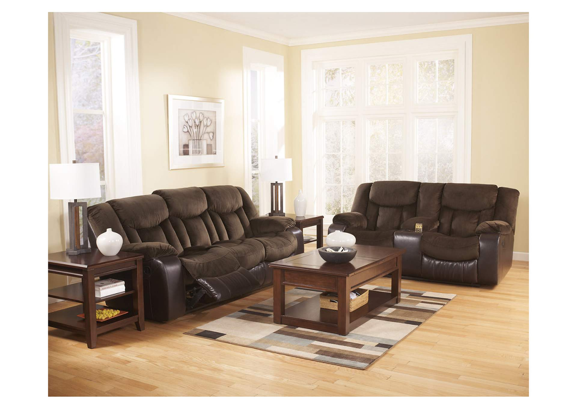 Affordable furniture carpet chicago il tafton java for Affordable furniture and carpet