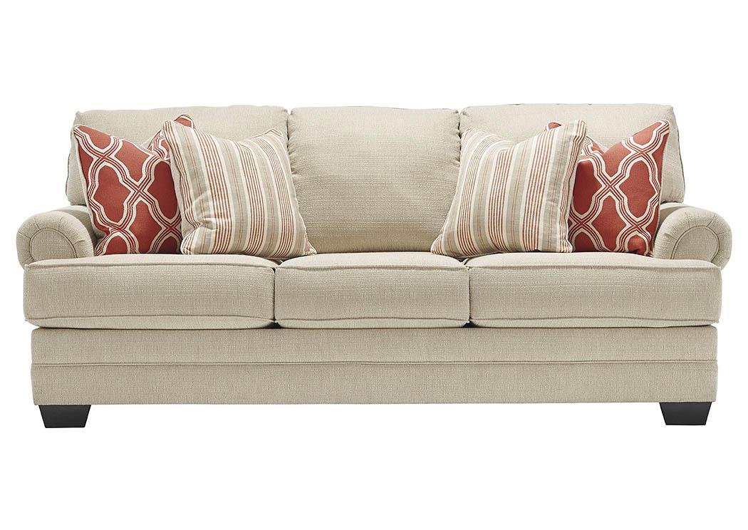 Alabama Furniture Market Sansimeon Stone Sofa