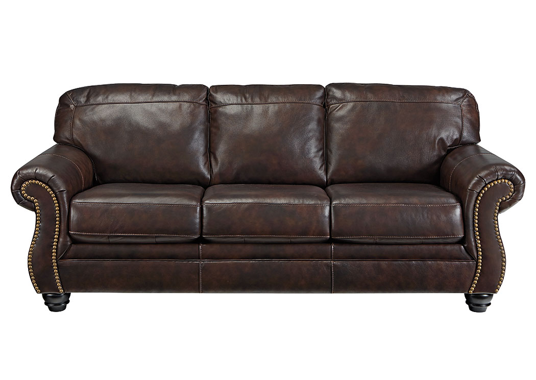 Spiller Furniture Mattress Bristan Walnut Sofa