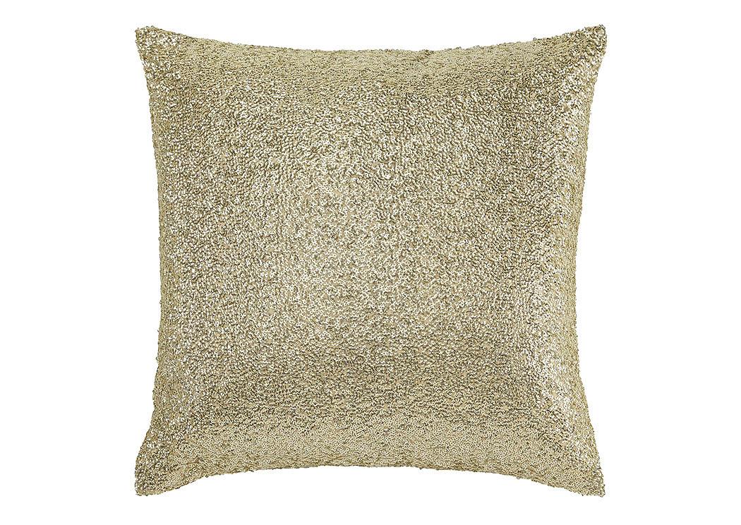 Barbara Jeans Furniture Renegade Gold Pillow