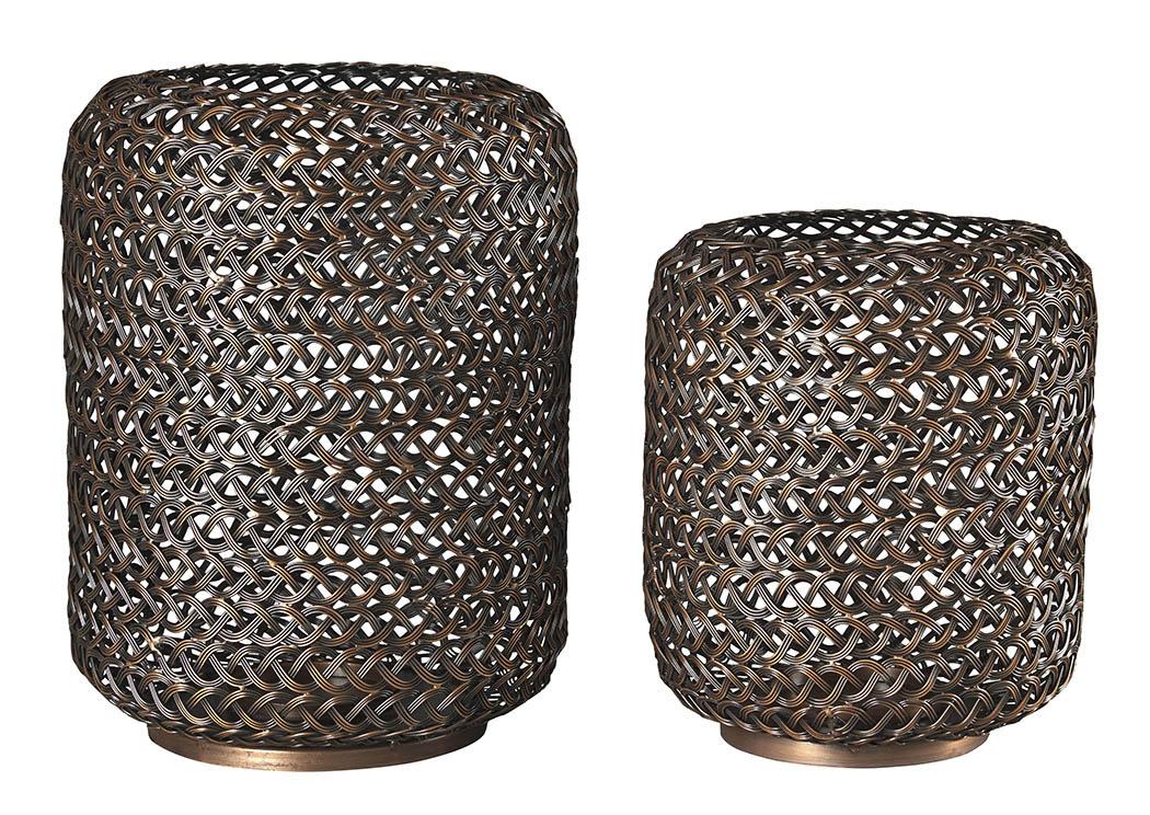 Barbara Jeans Furniture Odbart Antique Bronze Finish