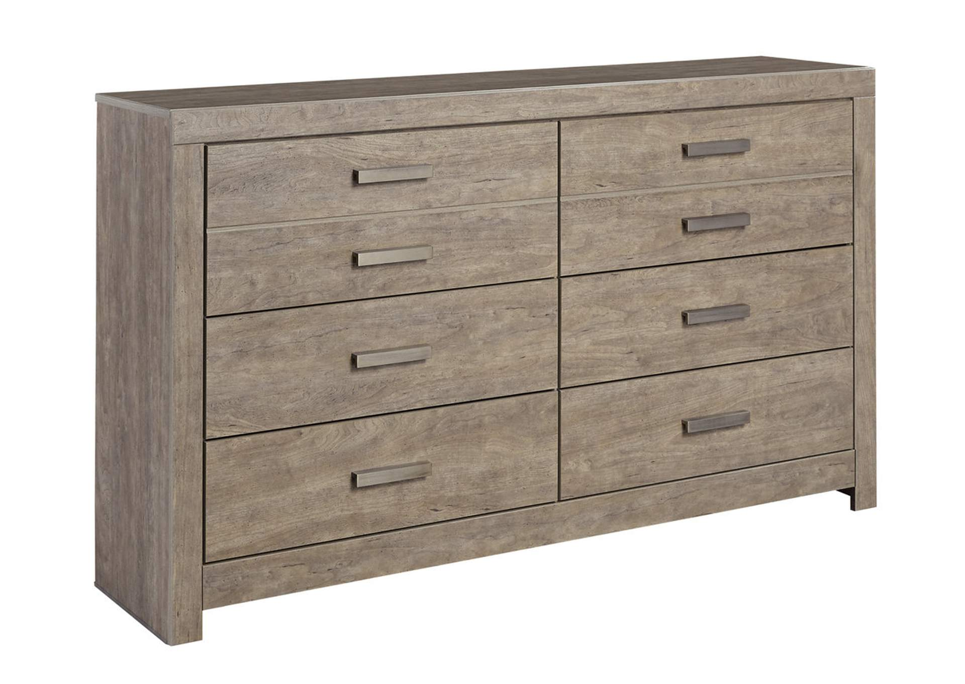 culverbach gray dresser signature design by ashley