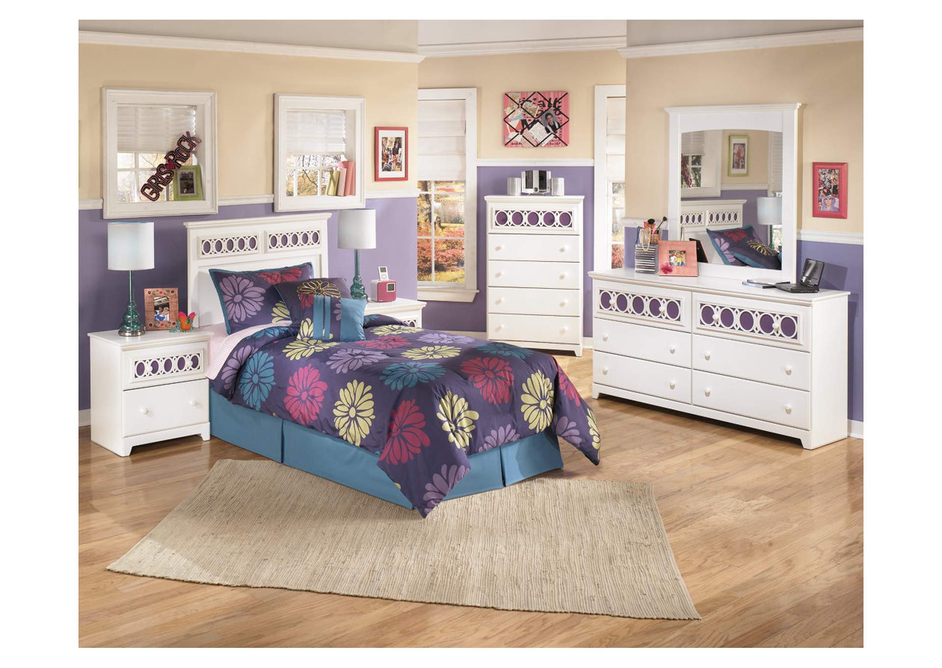 zayley twin bed 2