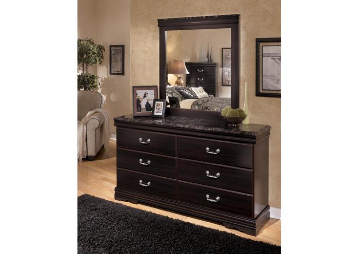 harlem furniture esmarelda mirror