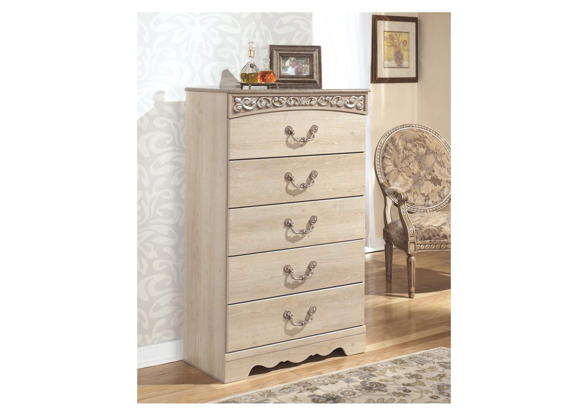 National Furniture Outlet Westwego La Catalina Chest