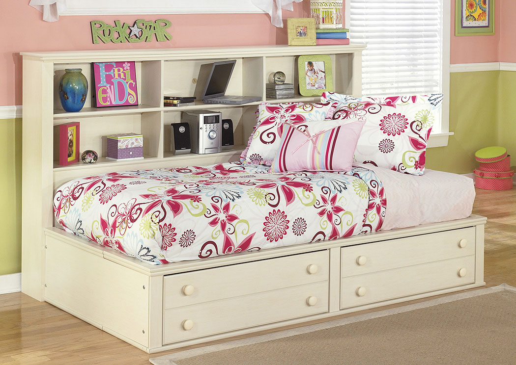 cottage retreat youth bookcase bed 3