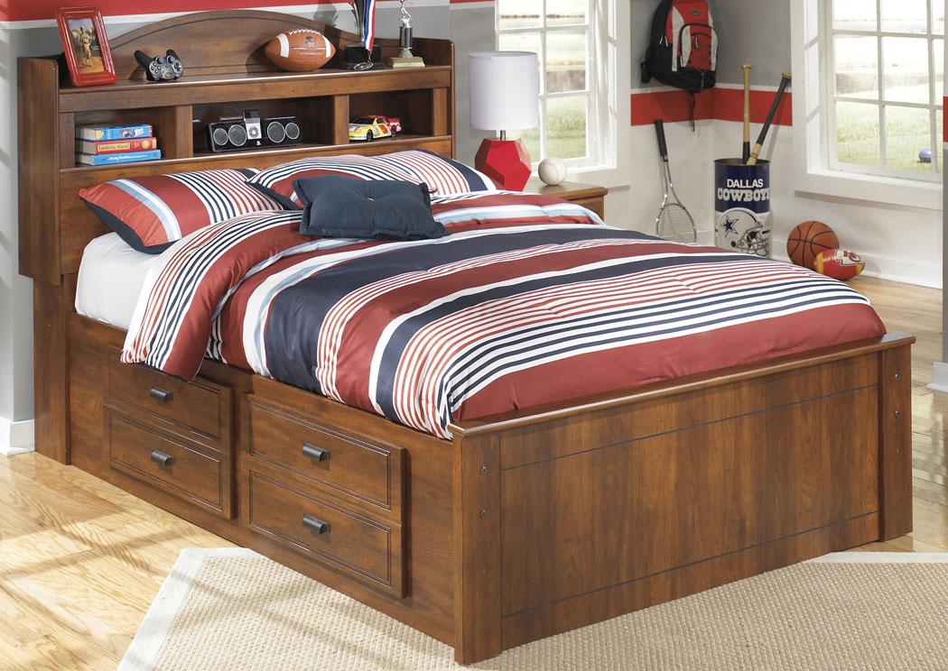 Memphis Furniture Memphis Tn Barchan Full Bookcase Bed