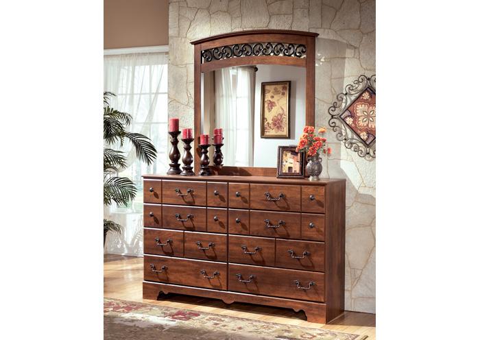National Furniture Outlet Westwego La Timberline Dresser