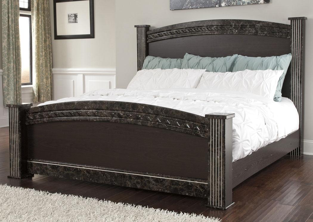 All Brands Furniture Edison Nj Vachel King Poster Bed