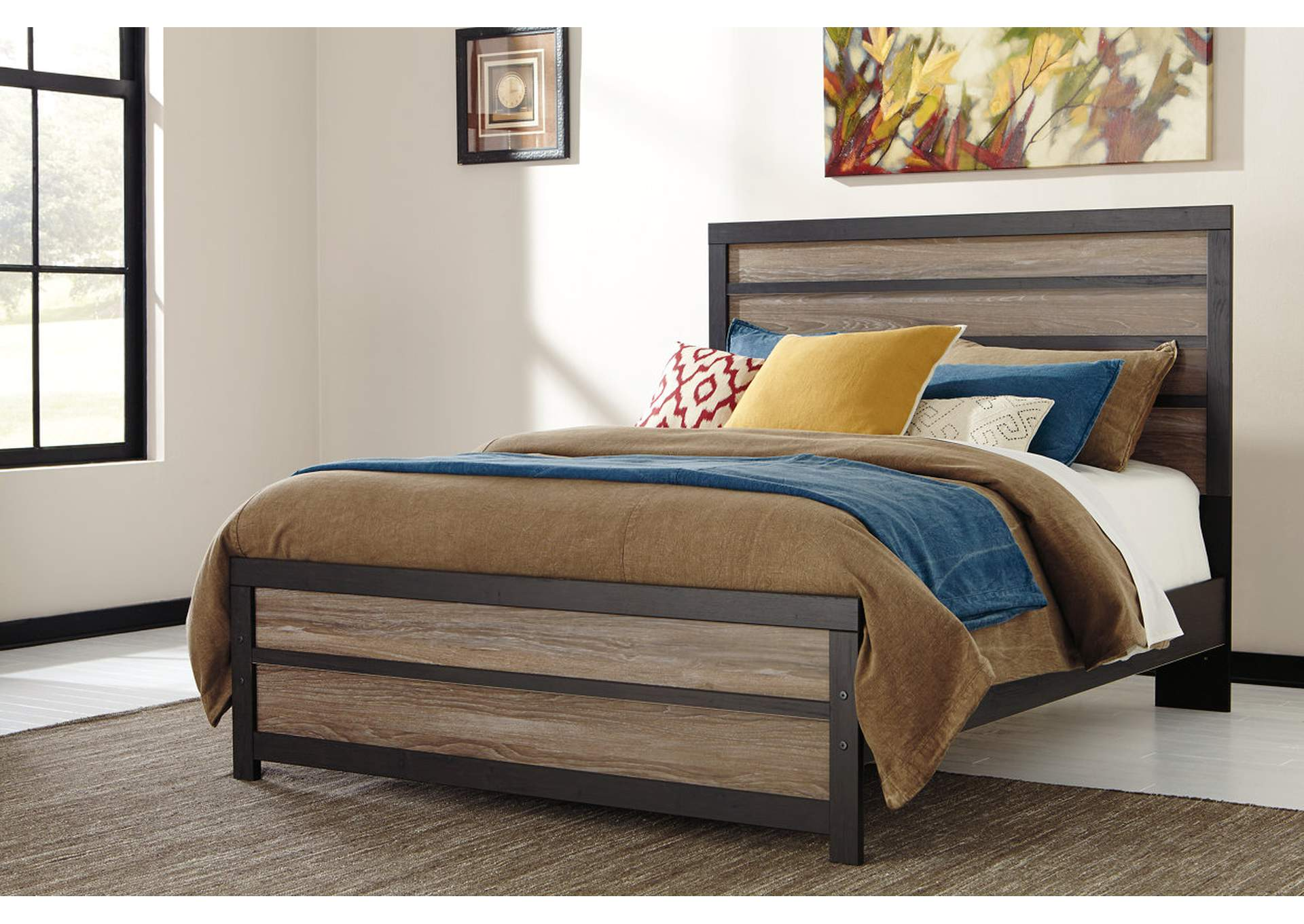 Sarah Furniture Accessories More Houston Tx Harlinton Queen Panel Bed