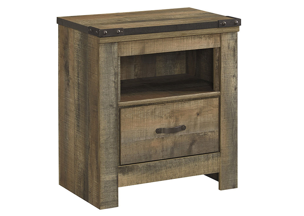 Rick s Furniture Starkville MS Trinell Brown e Drawer