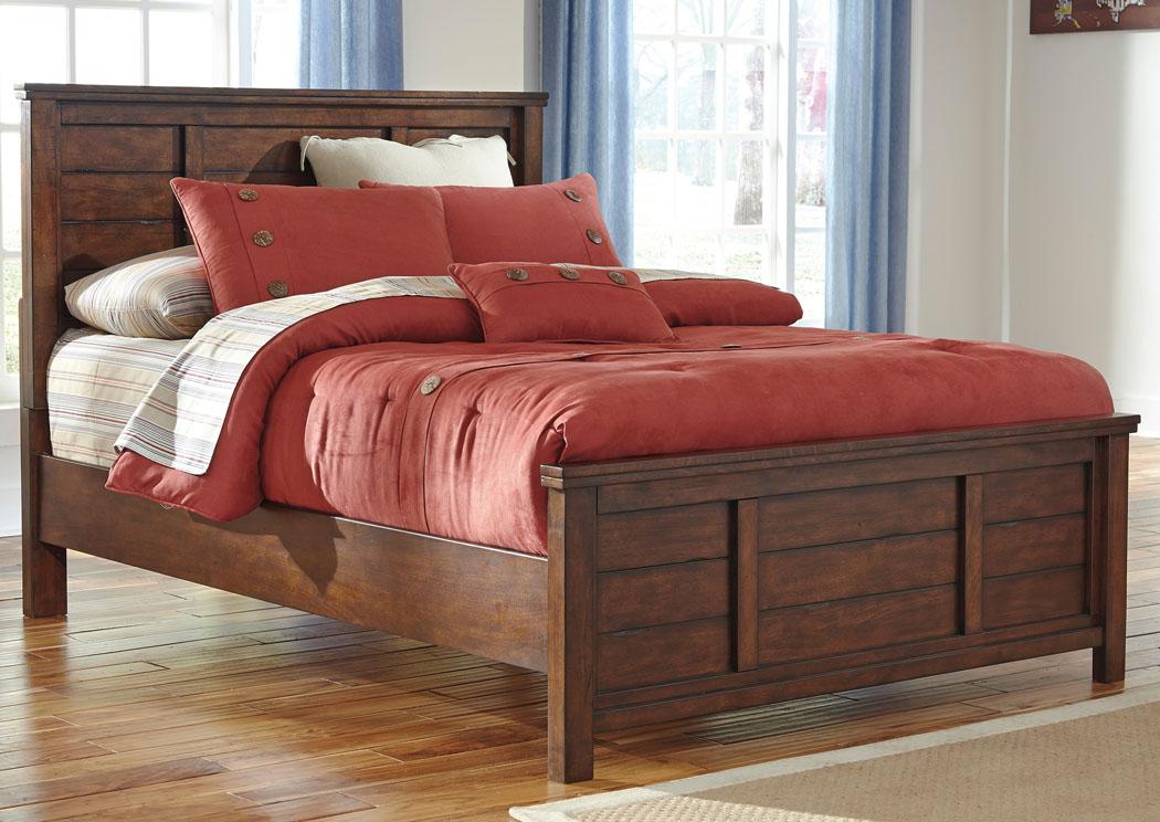 National Furniture Outlet Westwego La Ladiville Full Panel Bed