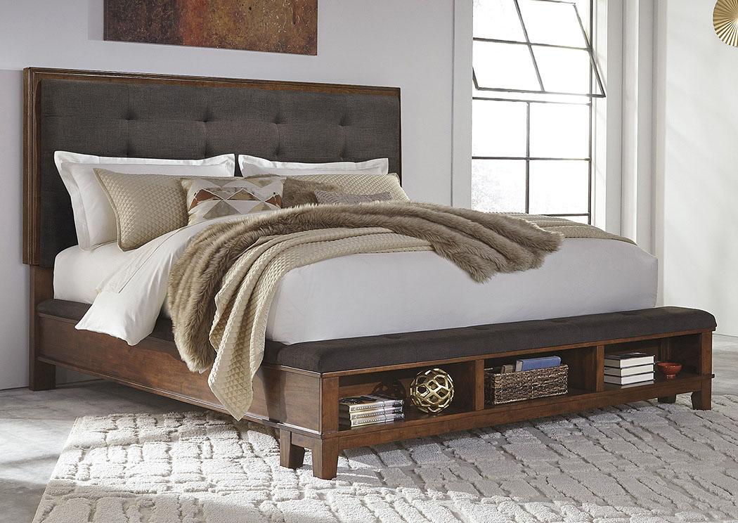 Gibson Mcdonald Furniture Ralene Medium Brown California