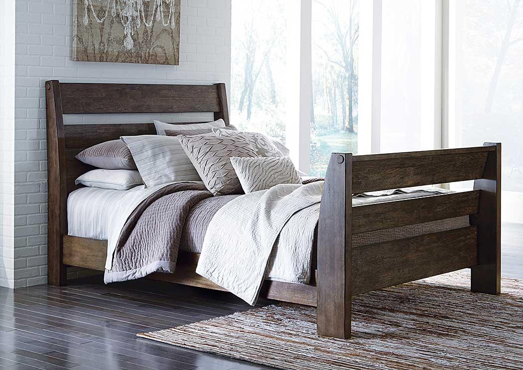 California King Sleigh Bedroom Ashley Furniture 1050 x 744
