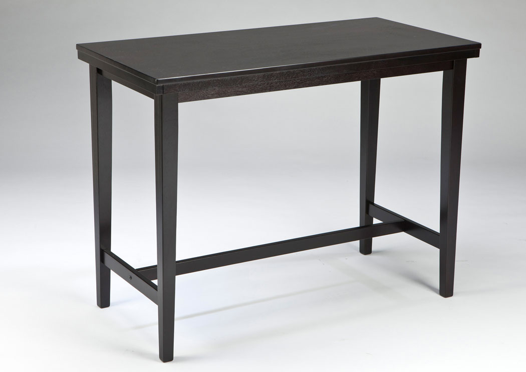 ... by Ashley > Dining Room > Kimonte Rectangular Counter Height Table