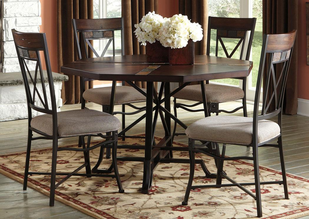 Vinasville Round Dining Table Signature Design By Ashley. Furniture Factory Warehouse  Barrington NJ Vinasville Round