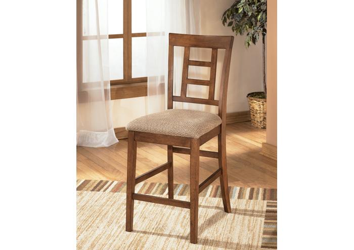 star furniture cross island upholstered barstool set of 2