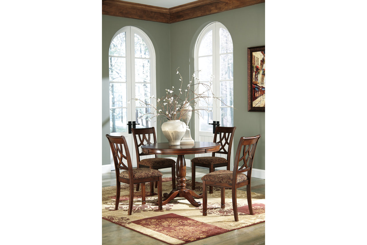 ... , Dining Ro... Round Dining Table For 4