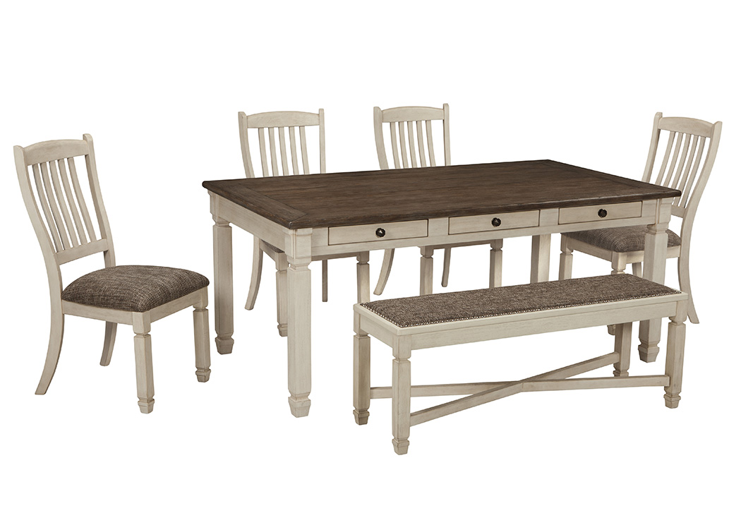 dining room table with upholstered bench dining table