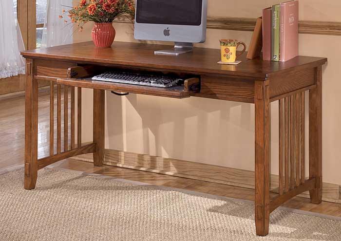 Barbara Jeans Furniture Cross Island Leg Desk