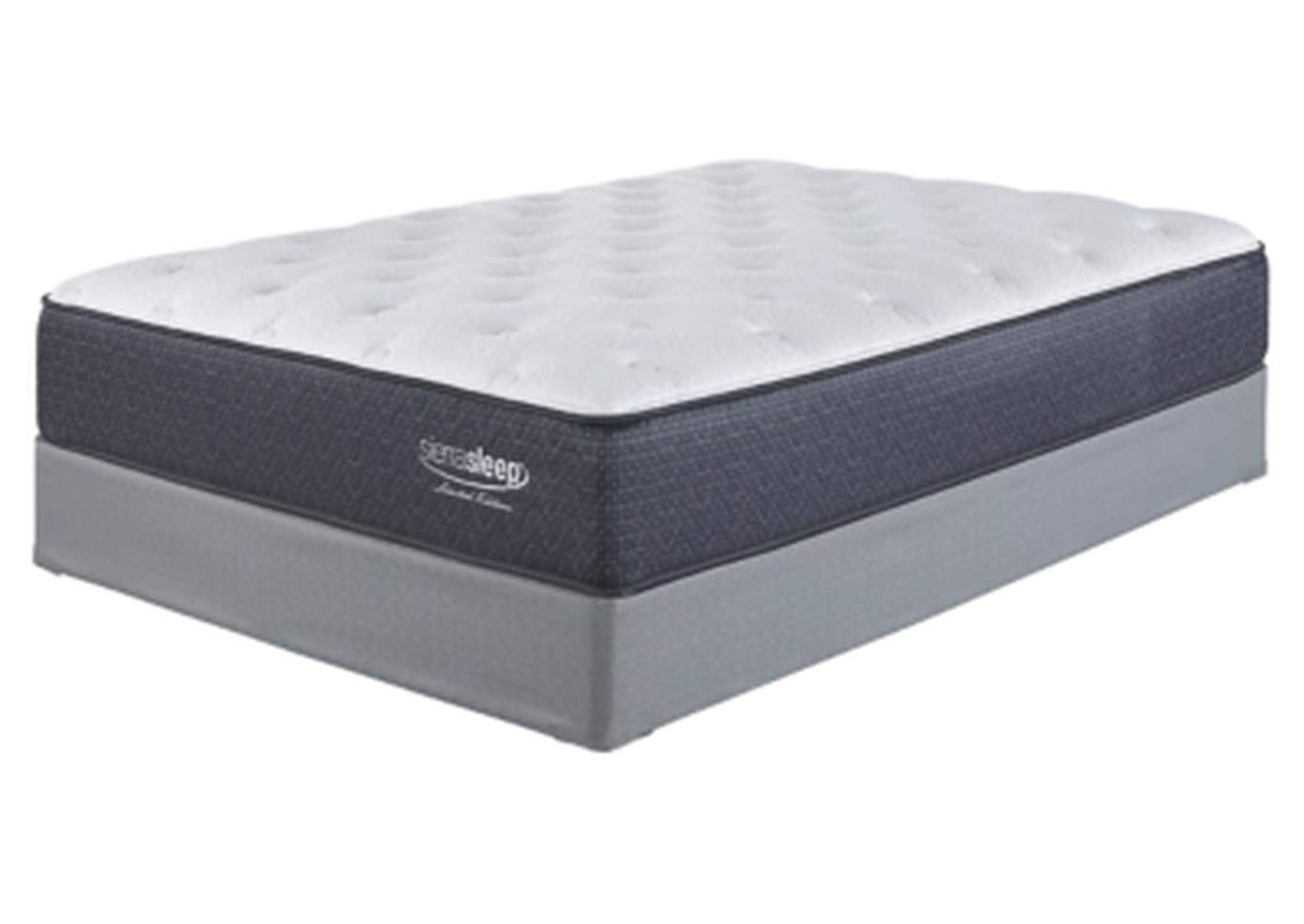 Your Cost Furniture Limited Edition Plush White Queen Mattress