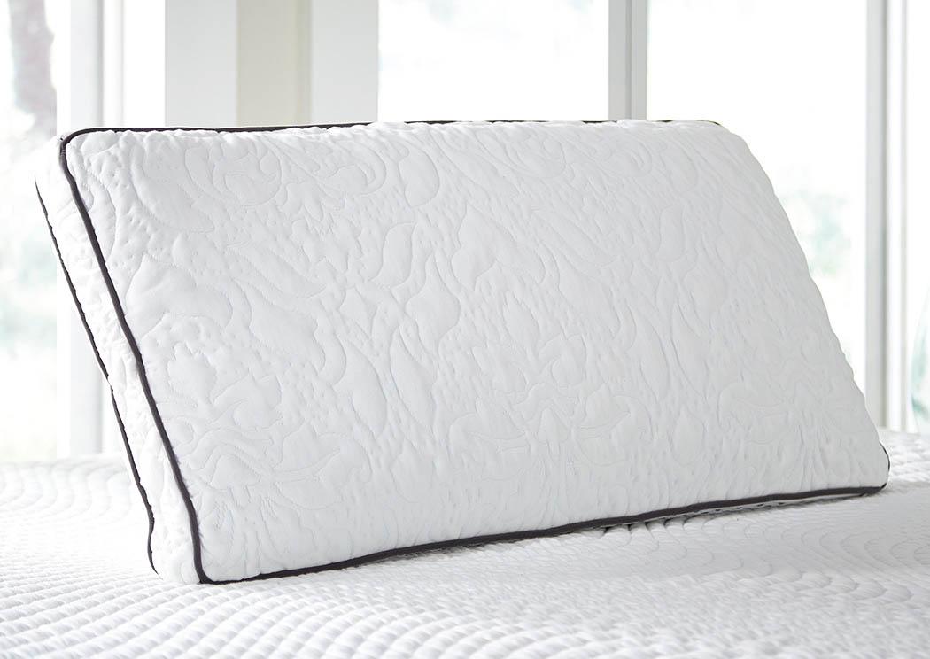 Barbara Jeans Furniture Dual Sided King Memory Foam Pillow