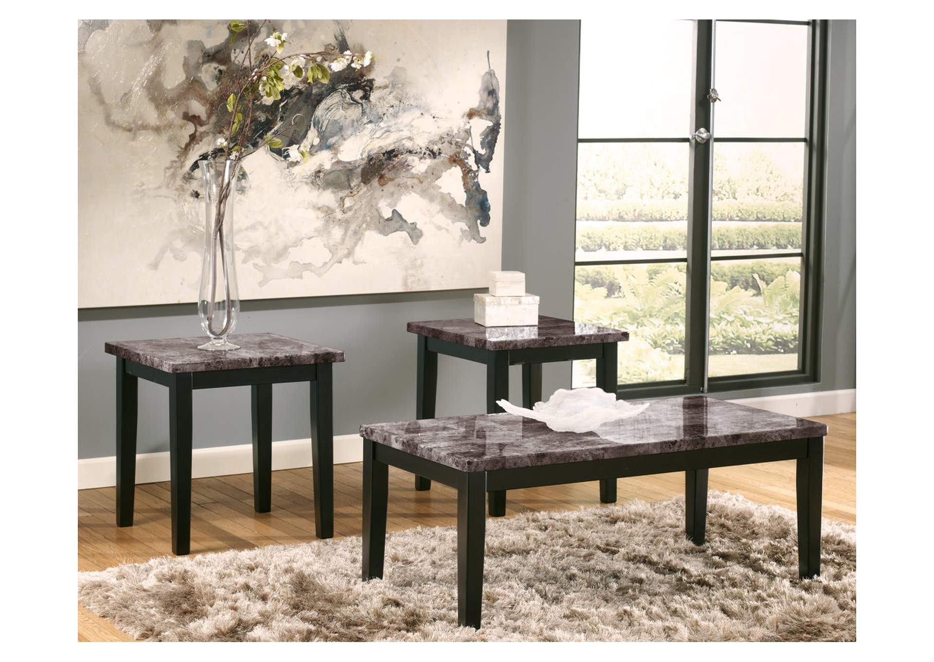 Barbara Jeans Furniture Maysville Occasional Table Set