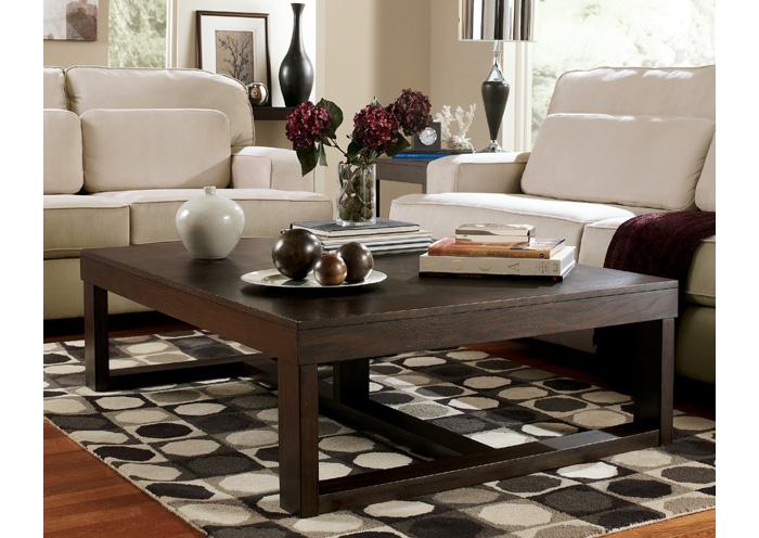Harlem Furniture Watson Rectangular Cocktail Table