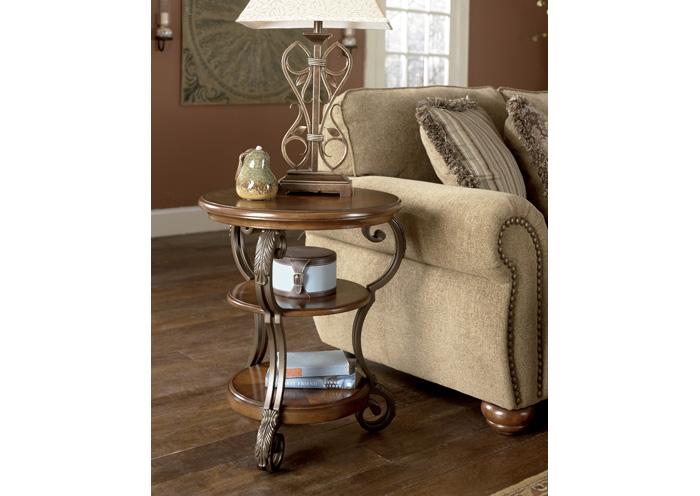 Tucker Furniture Nestor Chair Side End Table